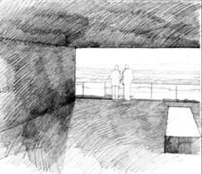 Homage to Tadao Ando - Mt Ainslie